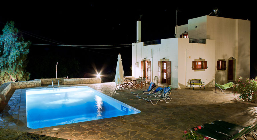 holiday villa crete